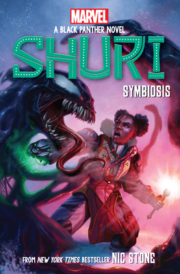 Book Cover Symbiosis: Shuri A Black Panther Novel #3 by Nic Stone