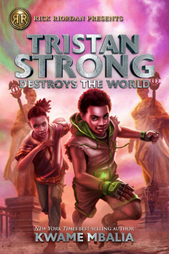 Click for more detail about Tristan Strong Destroys The World by Kwame Mbalia