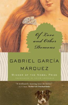 Click for more detail about Of Love and Other Demons  by Gabriel Garcia Marquez