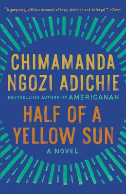 Photo of Go On Girl! Book Club Selection January 2009 – Selection Half of a Yellow Sun by Chimamanda Ngozi Adichie