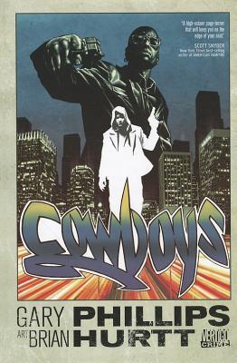 Book Cover Cowboys (Vertigo Crime) by Gary Phillips