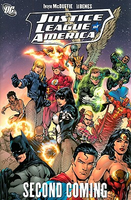 Click for more detail about Justice League of America: The Second Coming (JLA) by Dwayne McDuffie