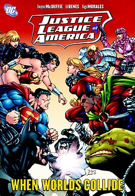 Click for more detail about Justice League of America: When Worlds Collide by Dwayne McDuffie