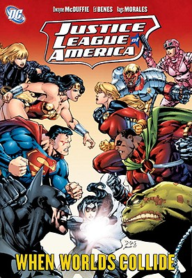 Click for more detail about Justice League of America: Worlds Collide by Dwayne McDuffie