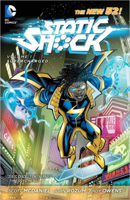 Click for more detail about Static Shock Vol. 1 by Dwayne McDuffie