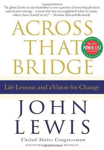 Click for more detail about Across That Bridge by John Lewis
