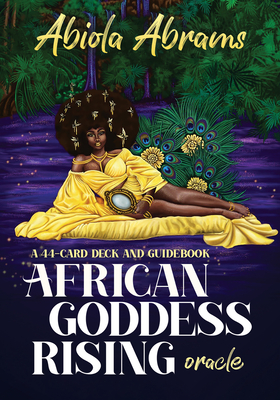 Click for more detail about African Goddess Rising Oracle: A 44-Card Deck and Guidebook by Abiola Abrams