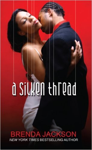 Click for more detail about A Silken Thread (Thorndike Press Large Print African American Series) by Brenda Jackson