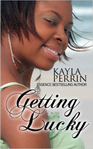 Click for a larger image of Getting Lucky (Thorndike Press Large Print African American Series)