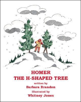 Click for more detail about Homer, the H-Shaped Tree by Barbara Brandon