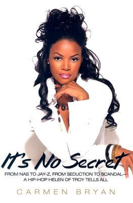 Click for more detail about It's No Secret: From Nas to Jay-Z, from Seduction to Scandal—a Hip-Hop Helen of Troy Tells All by Carmen Bryan
