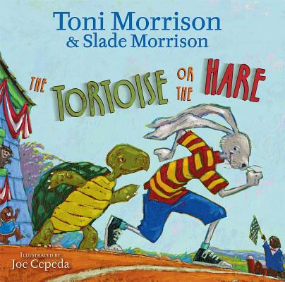 Click for more detail about The Tortoise or the Hare by Toni Morrison and Slade Morrison