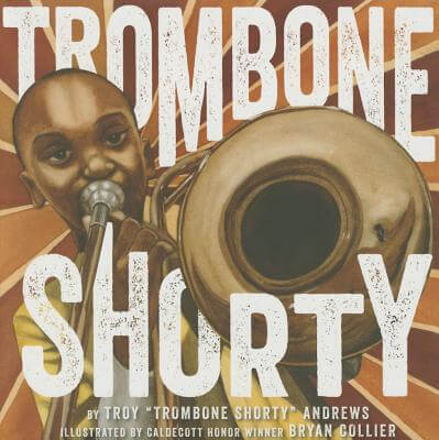 Click for more detail about Trombone Shorty by Troy Andrews