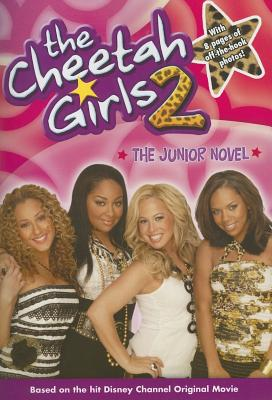 Click for a larger image of Cheetah Girls, The: The Junior Novel - Book #2