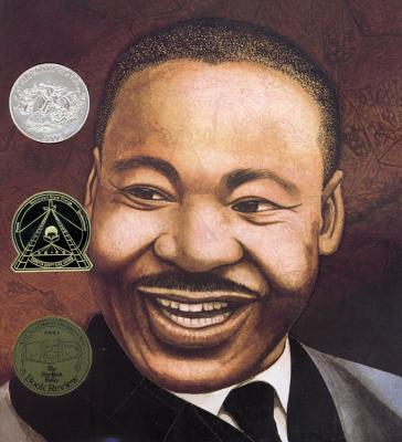 Book Cover Martin's Big Words: The Life of Dr. Martin Luther King, Jr. by Doreen Rappaport