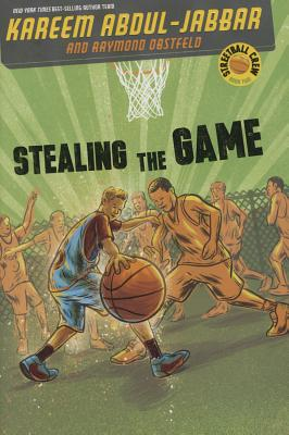 Click for more detail about Streetball Crew Book Two Stealing The Game by Kareem Abdul-Jabbar and Raymond Obstfeld