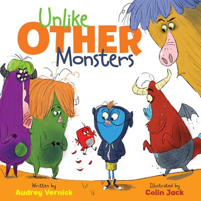 Click for more detail about Unlike Other Monsters by Audrey Vernick