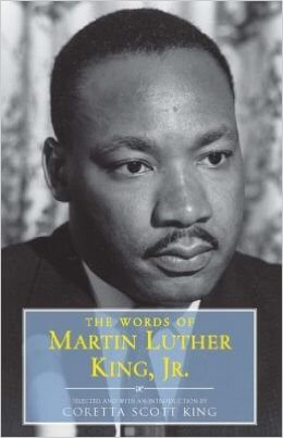 Click for more detail about The Words of Martin Luther King by Coretta Scott King