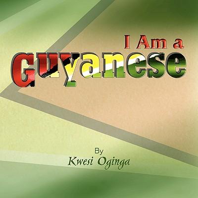 Book Cover I Am a Guyanese by Kwesi Oginga