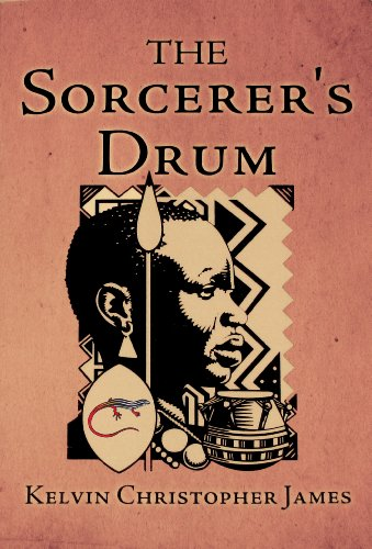 Book Cover The Sorcerer's Drum by Kelvin Christopher James