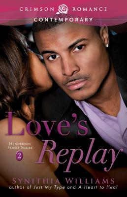 Book Cover Love's Replay by Synithia Williams