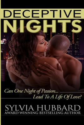 book cover Deceptive Nights