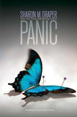 Book Cover Panic by Sharon M. Draper