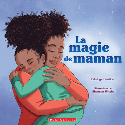 Book Cover La Magie de Maman by Edwidge Danticat