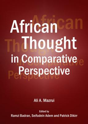 Click for more detail about African Thought in Comparative Perspective by Ali Mazrui