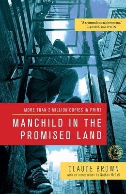 Book Cover Manchild In The Promised Land by Claude Brown