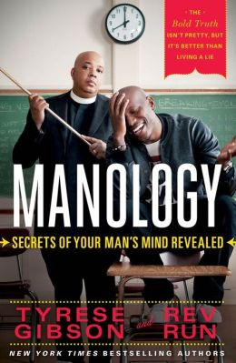 Click for more detail about Manology: Secrets of Your Man's Mind Revealed by Tyrese Gibson