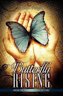 book cover Butterfly Rising by Tanya Wright