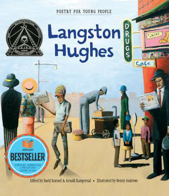 Click for more detail about Poetry for Young People: Langston Hughes by Langston Hughes