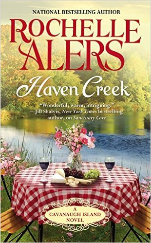 Click for a larger image of Haven Creek (A Cavanaugh Island Novel)