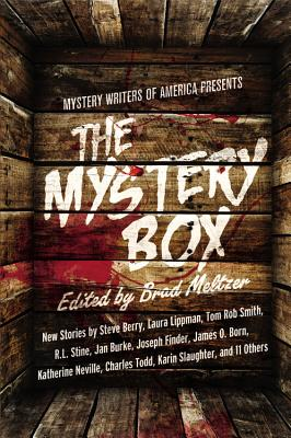 Click for more detail about Mystery Writers of America Presents the Mystery Box by Brad Meltzer