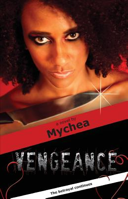 Book Cover Vengeance by Mychea