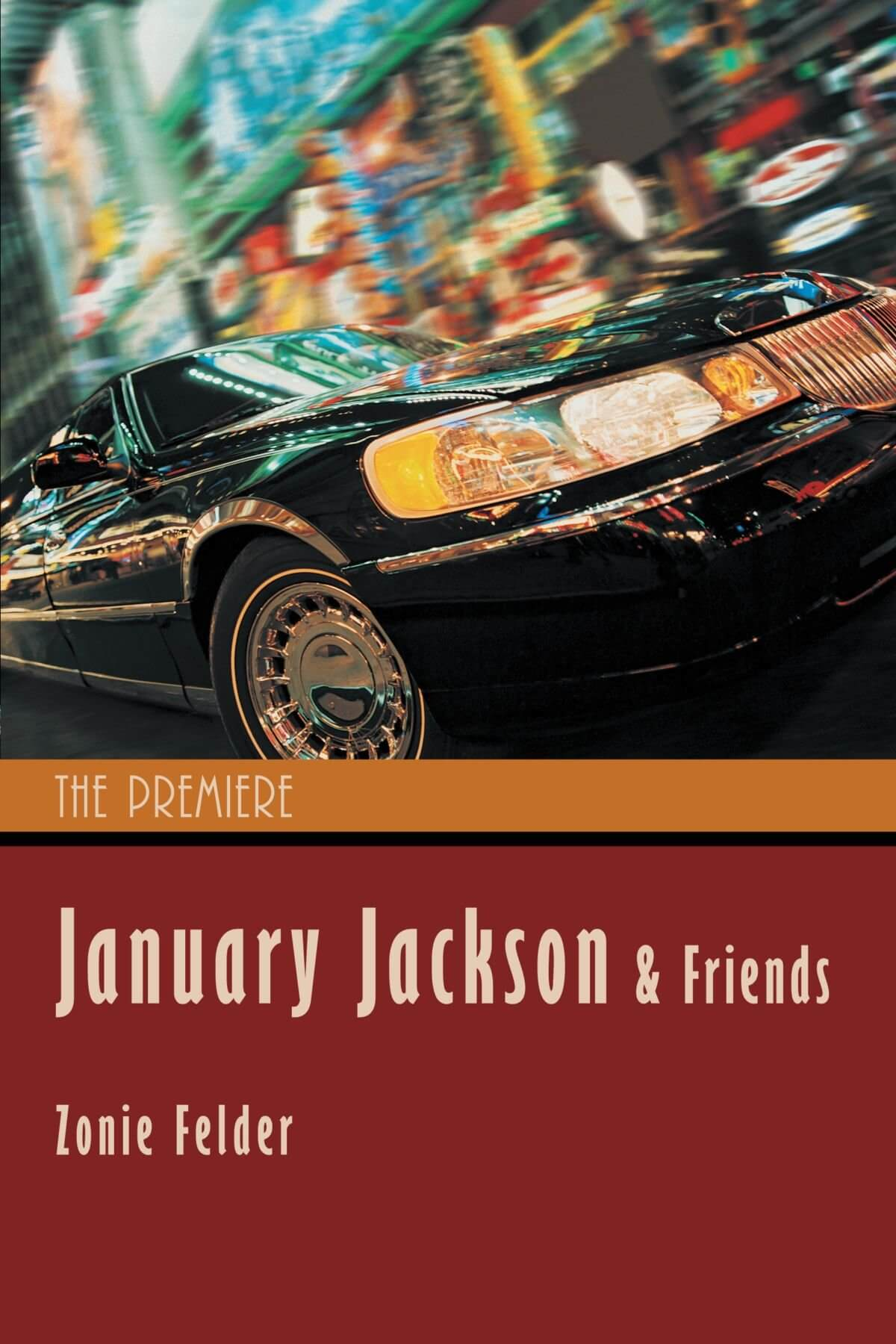 Click to buy a copy of January Jackson and Friends