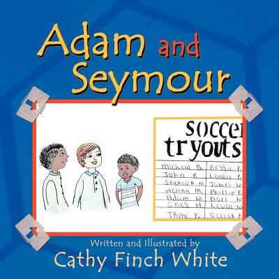 Click for more detail about Adam And Seymour by Cathy Finch White