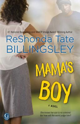 Book cover of Mama's Boy by ReShonda Tate Billingsley