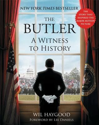 Book Cover The Butler: A Witness to History by Wil Haygood
