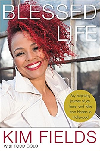 Click for more detail about Blessed Life: My Surprising Journey of Joy, Tears, and Tales from Harlem to Hollywood by Kim Fields