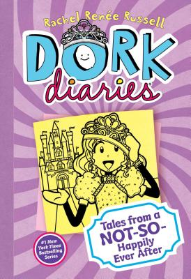 Click for more detail about Dork Diaries 8: Tales from a Not-So-Happily Ever After by Rachel Renée Russell