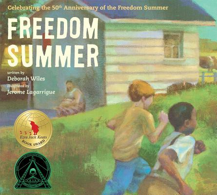 Book Cover Freedom Summer: Celebrating the 50th Anniversary of the Freedom Summer by Maya Angelou