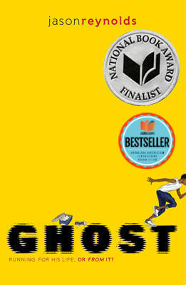 Click for more detail about Ghost: Running for His Life or From It?  by Jason Reynolds