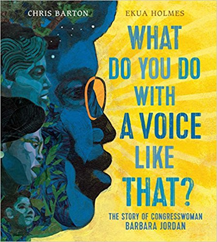 Click for more detail about What Do You Do with a Voice Like That? by Chris Barton