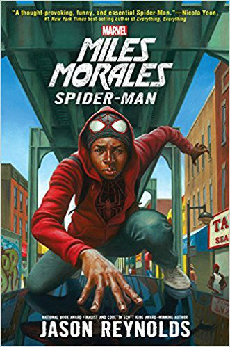 Click for more detail about Miles Morales by Jason Reynolds