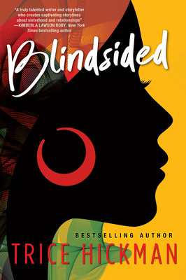 Book Cover Blindsided by Trice Hickman