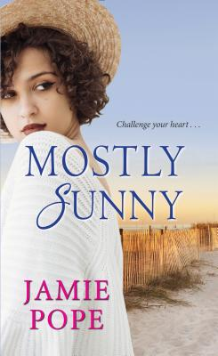 Book Cover Mostly Sunny by Jamie Pope