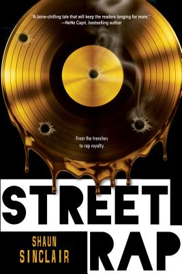 Book Cover Street Rap (The Crescent Crew Series) by Shaun Sinclair