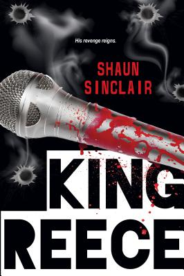 Book Cover King Reece by Shaun Sinclair